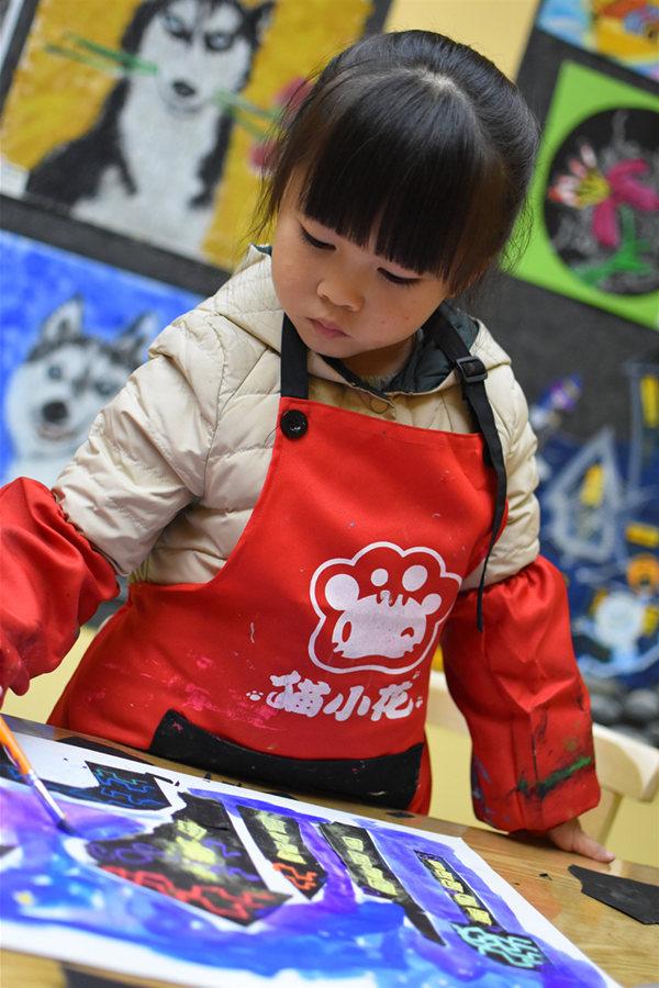 家长应该送孩子去儿童美术班吗?