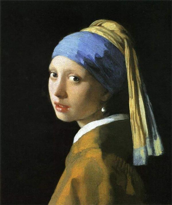 《戴珍珠耳环的少女》